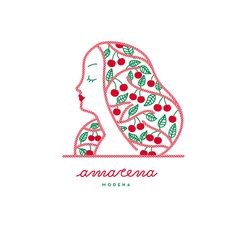 Amarena by Maria Vittoria Benatti, via Behance