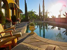 The Villa Sophia, Los Angeles, California | boutique-homes.com