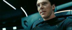 7 Benedict Cumberbatch Star Trek GIFs -- Vulture