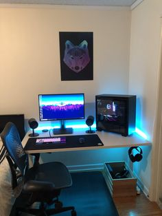 Pc Gaming Setup Watches Cheap And Best Gaming Pc Build Gaming Computer Setup, Best Gaming Setup, Gaming Room Setup, Gaming Desktops, Bedroom Setup, Video Game Rooms, Game Room Design, Gamer Room, Pc Gamer