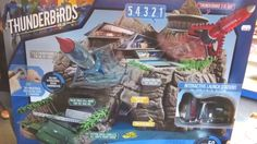 Thunderbirds Interactive Tracy Island - BNIB - No Reserve in Toys & Games, TV & Film Character Toys, TV Characters | eBay
