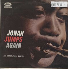 Jonah Jones Quartet, The - Jonah Jumps Again