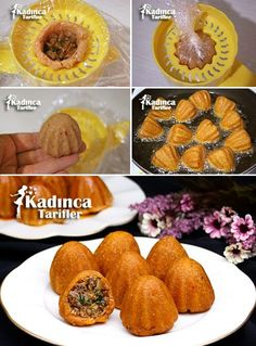 Limon Sıkacağında İçli Köfte Tarifi - Kadınca Tarifler - Lezzetli, Pratik ve En Nefis Yemek Tarifleri Sitesi - galletas - Las recetas más prácticas y fáciles Yummy Recipes, Most Delicious Recipe, Lemon Recipes, Cooking Recipes, Seafood Recipes, Chicken Recipes, Plats Ramadan, Lemon Soup, Good Food