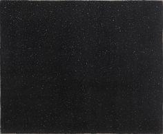 Vija Celmins (American, born Latvia 1938). Night Sky #5. 1992, Oil on canvas mounted on wood panel, 78.7 x 95.3 cm.