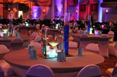 Manchester Grand Hyatt - San Diego! Amazing Lighting, Event Decor & Props By Pacific Event Productions - San Diego- Entertainment By NRG Music & Productions - Rady Children's Hospital : Miracle Makers Gala 2012