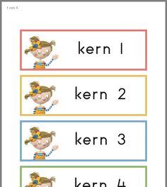 Kern sticker Spelling, Worksheets, Classroom, Teaching, Education, Class Room, Literacy Centers, Onderwijs, Learning