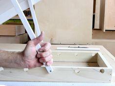 How to Make an Adjustable Dog Ramp Dog Ramp For Bed, Pet Ramp, Dog Bed, Yorkies, Pomeranians, Pet Stairs, Dog Furniture, Office Furniture, Bedroom Furniture