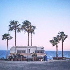🌴🚙🌎 @liaswimwear #repost #regram #boho #boheme #nomad #nomadlife #wild #wildandfree #nature #palmtrees #palmier #bluesky #color #colorful #caravane #caravan #van #beach #beachlife #beachstyle #inspo #inspiration #style #green