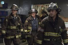 Casey, Mouch & Severide - 5x18