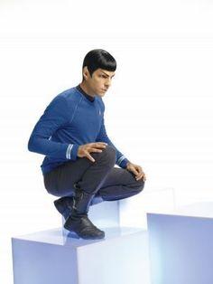 Spock - zachary-quintos-spock Photo