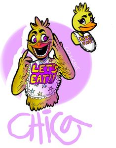 Chica the Chicken by coulrophiliacs on deviantART