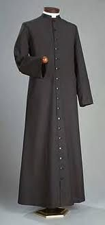 Cassock, traditional clerical attire