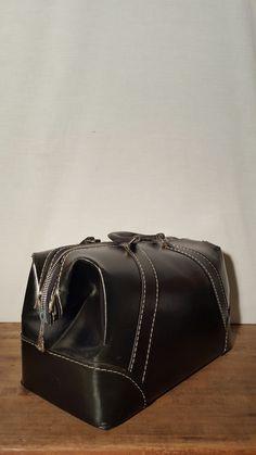 Vintage Doctors Bag / Medical Dr. Bag / Doctor by HailleysCloset