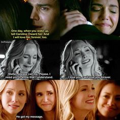 """9,300 Likes, 150 Comments - TVD FOREVER (@tvddelexna) on Instagram: """"[8x16 """"I Was Feeling Epic""""] When it comes to Steroline. They're endgame in the most tragic way…"""""""