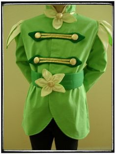 Custom Boutique PRINCE NAVEEN of The Princess and the frog costume by magicalattic