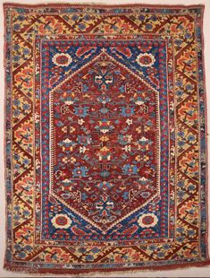 18th Century Anatolian Turkish Kula rug Size 130 x 175 cm.It's in good condition and has great wool.The back is extra fine like Transylvanıa.