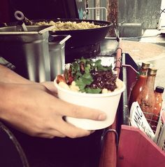 The best street food stands in London