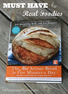 Artisan Bread in 5 Minutes