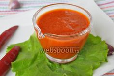 Домашний соус табаско ( для мяса, рыбы и салатов ) Yams, Cantaloupe, Chili, Pesto, Food And Drink, Cooking Recipes, Pudding, Treats, Fruit