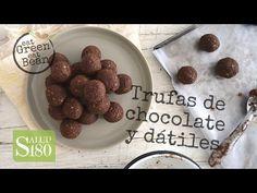 TRUFAS DE CHOCOLATE «  Eat Green Eat Bean