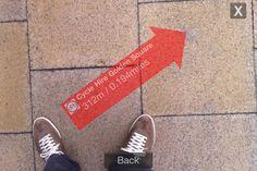 London Tube App - Augmented Reality