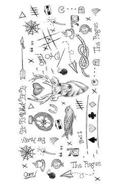 Louis Tomlinson Tattoos