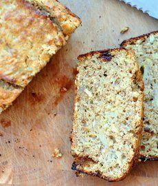 Pumpkin Greek Yogurt Banana Bread — Punchfork   Breakfast Ideas ...
