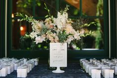 Welcome Table with cute favor boxes Wedding Vendors, Wedding Favors, Our Wedding, French Chateau Wedding Inspiration, Floral Wedding, Wedding Flowers, Table Set Up, Wedding Gallery, Event Planning