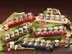 L'Alveare Del Caffè...Il Gusto Del Piacere, propone le qualità degli astucci regalo Apicoltura Brezzo idee alimentari di qualità.