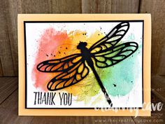 Stampin Up Dragonfly framelits Dragon Dreaming, Picture Frame Crafts, Alcohol Ink Crafts, Vase Crafts, Popular Crafts, Bee Cards, Stampin Up Catalog, Craft Night, Butterfly Cards