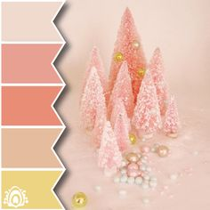 CRAFTY HUES COLOR PALETTE  Pastel Feather Studio