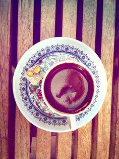 Turk Kahvesi.  Turkish coffee ☕️
