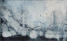 Tomasz Daniec ~ Fukushima   aquatint