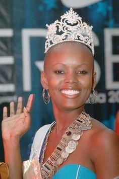 Flaviana Matata, Miss Universe Tanzania 2007