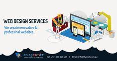 #WebDesign Services at affordable rates - #Flyonit