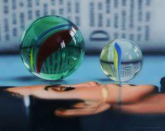 Джейсон де Грааф, Jason de Graaf, гиперреалистичные картины