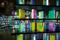 LED Digital Book Installation 4