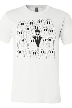 Ghosts T-Shirt - Phoebe Bridgers - Official Online Store on District LinesDistrict Lines