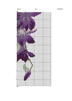 """Альбом """""""" в увеличенном режиме Cross Stitch Rose, Cross Stitch Flowers, Modern Cross Stitch, Cross Stitch Designs, Cross Stitch Patterns, Folk Embroidery, Cross Stitch Embroidery, Embroidery Patterns, Birthday Gifts For Boyfriend Diy"""