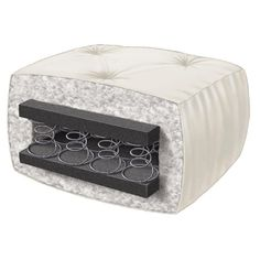 Serta Coil Comfort 7 in. Innerspring Futon Mattress - SC817M5-2030