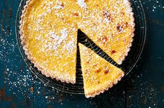 Also know as tarte au citron, this elegant lemon tart is a real classic. Learn how to make this easy baking recipe, & lots more, at Tesco Real Food.