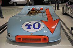 Porsche 908/03
