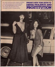 street prostitution in New York in the Oct 1979 issue of SWANK