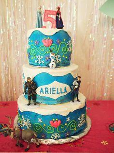 Ariella's 5th Birthday