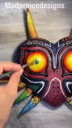 Shield Template, Majora Mask, Whatsapp Logo, Mask Drawing, Mask Painting, Terraria, Cosplay Tutorial, Masks Art, Diy Mask