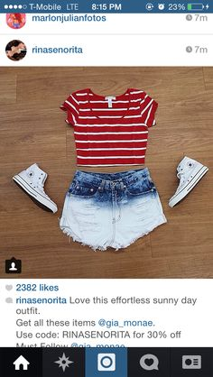 0c7d01462a29 A cute 4th of July outfit Teen Summer, Summer Outfits For Teens, Cute Teen