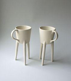 tazas Jirafa  Diseño en cerámica por escueladecebras en Etsy