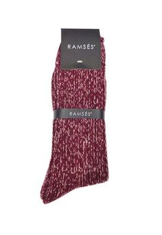 Pedir #Calcetines gruesos Ramses por 14,95€ - Calcetines de invierno para hombre en lana. Calcetines de corte retro, tipo calcetados a mano, bastante grueso - Ref: F414. #ropaInterior #modaIntima #Hombre #ModaHombre http://www.varelaintimo.com/categoria/42/calcetines
