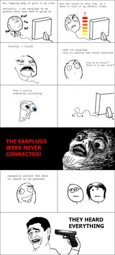Le They Heard Everything - View more rage comics at http://leragecomics.com