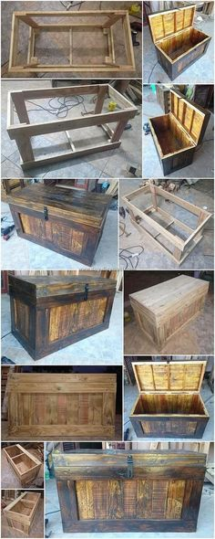 Wood pallet furnishings ideas are one such extraordinary alternative for your home that will never disappoint you at all. They comprehend very nicely how to add up your residence with the splendor aspects whether or not you are the usage of the wood pallet for the indoor purposes or the outside areas. But in all … #diy #diypallet
